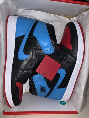 DS UNC TO CHICAGO - JORDAN 1 - SIZE 10M/12W for Sale in Palmdale, CA