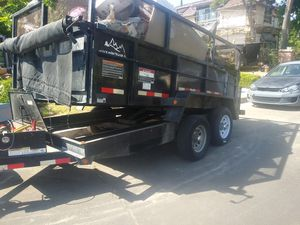 Dump trailer 10×6 20181@MUSTSELL for Sale in Los Angeles, CA
