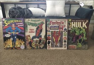 Superhero posters for Sale in Hilliard, OH