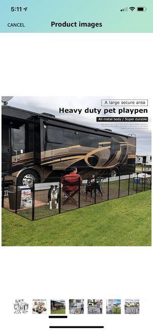RV PET FENCE for Sale in DeBary, FL