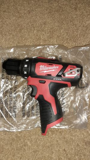 "Milwaukee M12 3/8"" Drill/Driver for Sale in Baltimore, MD"