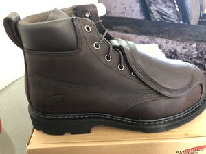 Red Wing Shoes (Work Boots) for Sale in Henderson, NV