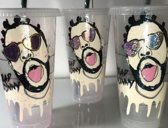 Bad Bunny Cup for Sale in Annandale,  VA