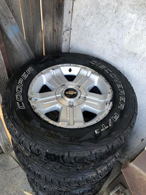 Stock Chevy 18s for Sale in Dinuba, CA