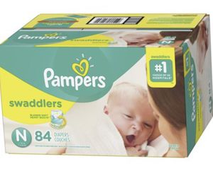 84 Pampers for Sale in Grosse Pointe Park, MI