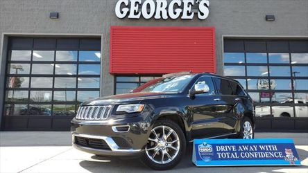 2014 Jeep Grand Cherokee for Sale in Brownstown,  MI