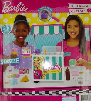*NEW* Barbie Ice Cream Cart Set *SEALED* for Sale in Royersford, PA