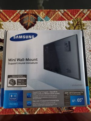 "Samsung Mini Wall Mount (33""-65"") WMN750 for Sale in Pembroke Pines, FL"