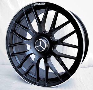 """Mercedes 18"""" new rims tires set for Sale in Hayward, CA"""