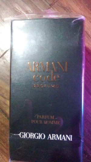 Georgio armani cologne for Sale in Auburn, MA