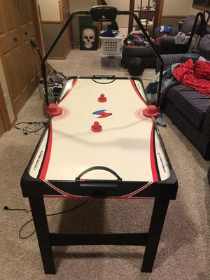 Air hockey table for Sale in Apple Valley, MN
