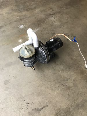 Pool pump for Sale in Fresno, CA