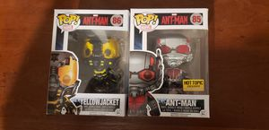 Ant-Man and Yellow Jacket and man Hot Topic exclusive on the dark for Sale in San Diego, CA