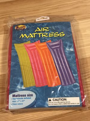 Air Mattress for the pool for Sale in Vienna, VA