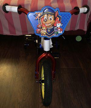 paw patrol bike for Sale in Philippi, WV