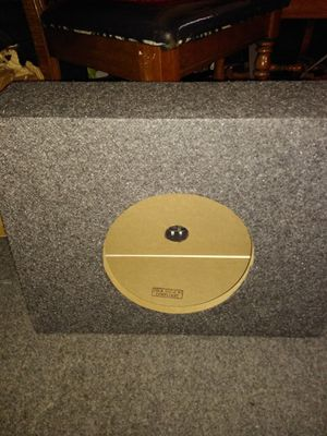 "Set of 10"" speaker boxes for Sale in Lauderhill, FL"
