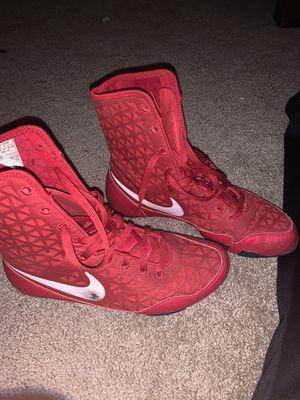 Nike boxing shoes/ Deadlift shoe for Sale in Jacksonville, AR