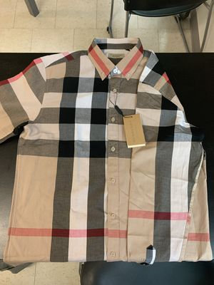 Burberry shirt for Sale in Ladson, SC