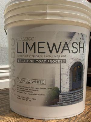 Romabio limewash for Sale in Haltom City, TX
