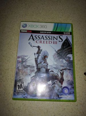 Assassin's Creed game for Xbox 360 for Sale in Brooklyn, NY