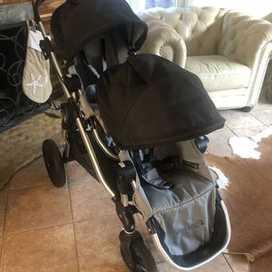 Baby Jogger City Select Double Stroller for Sale in Huntington Beach, CA