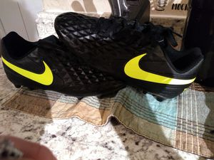 Youth boys nike cleats for Sale in Conway, AR