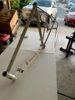 bottecchia bike frame for Sale in Antioch, CA