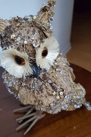 CRAFTED OWL for Sale in Bolingbrook, IL