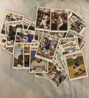 2008 TOPPS Baseball trading cards for Sale in San Jose, CA