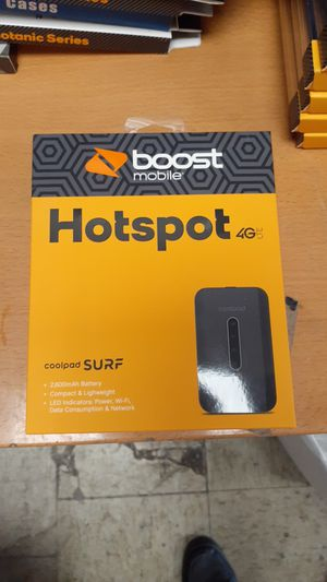Internet Hotspot on the go for Sale in Durham, NC