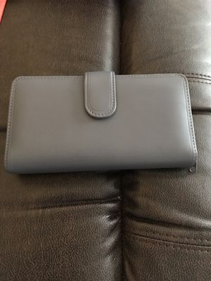 Ladies wallet. Genuine leather for Sale in McLean, VA