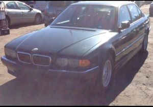1999 BMW 740i (Green) for Sale in Alexandria, VA