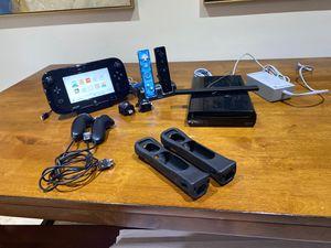 Nintendo Wii U console and remotes for Sale in Miami, FL