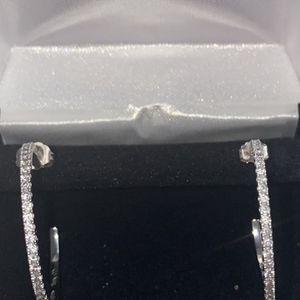 10WG 1/3carat Earrings for Sale in Montgomery, AL