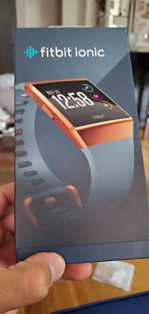 Fitbit ionic for Sale in Queens, NY