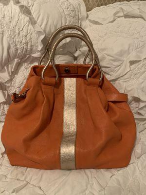 Daniella Ortiz Orange Hobo Bag for Sale in Austin, TX