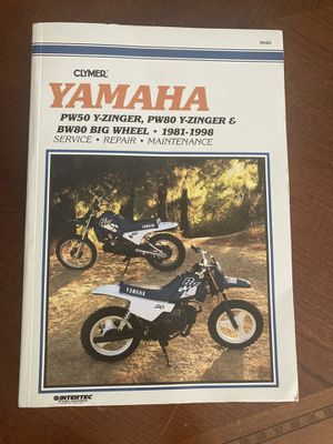 Yamaha Motorcycle Repair Guide for Sale in Youngstown, OH