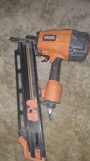 Ridgid Nail gun for Sale in Anaheim, CA