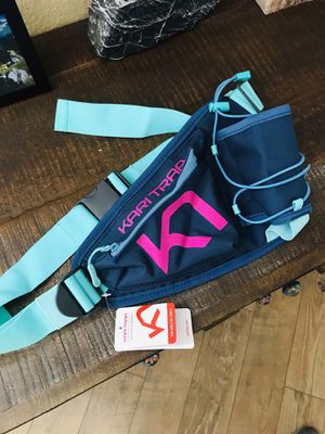NEW Tags Fanny Pack / Kari Traa Running hydration pack / adjustable hiking pack for Sale in Tempe, AZ