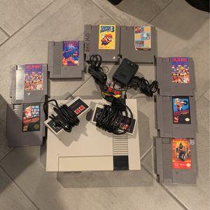 Original Nintendo Bundle for Sale in Phoenix, AZ