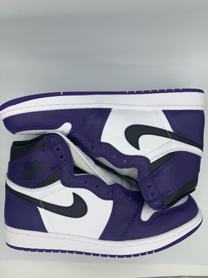 "Air Jordan 1 ""Court Purple"" for Sale in SeaTac, WA"