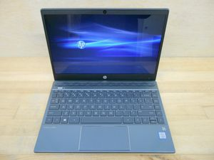 HP blue laptop. i3 8th Gen. 127GBSSD. MSOffice. Delivery for Sale in Silver Spring, MD