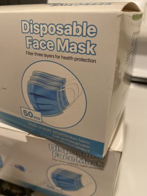 Disposable face mask for Sale in Whittier, CA