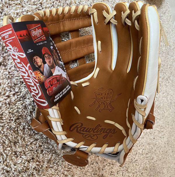 """Rawlings Heart of the Hide 11.5"""" Baseball Glove New"""