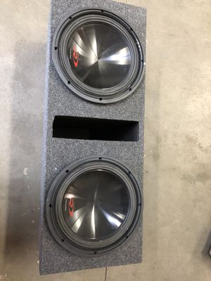 Subwoofers for Sale in Aurora, CO