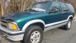 1997 Chevrolet Blazer LT 4WD for Sale in Washington, DC