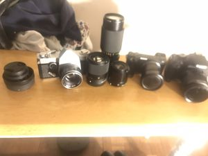 Camera Equipment different price ranges selling all $4000 for everything for Sale in Inglewood, CA