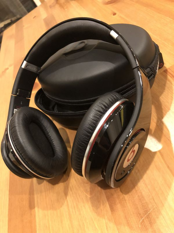 PERFECT QUALITY For Beats Collectors! Beats by Dr. Dre Studio Headphones - by Monsters