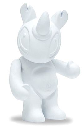 Jouve DIY white Designer Vinyl Toy Blank Figure Mytunmytoys / Kuso Toys rare for Sale in Los Angeles, CA