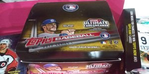 BASEBALL,HOCKEY AND UFC CARDS for Sale in Glendale, AZ